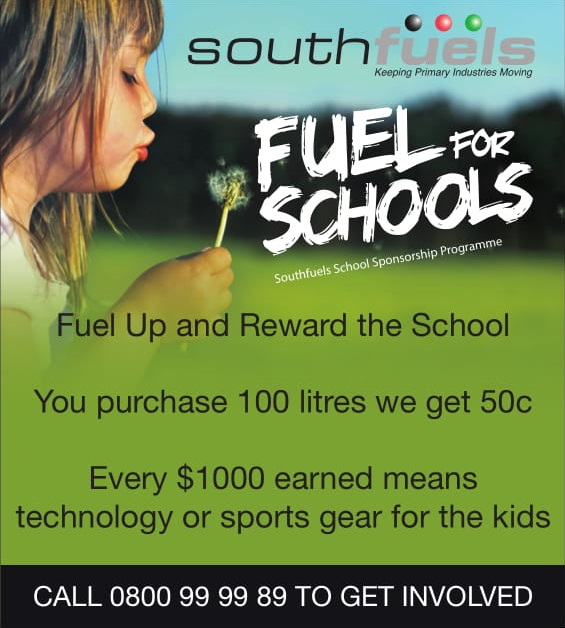 Fuel for Schools - Methven Primary School